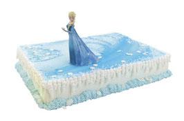 Amerikatorte Eiskönigin Elsa