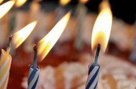 + Kerzen