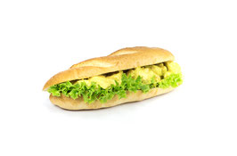 Amerikasandwich Poulet-Curry
