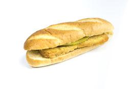 Amerikasandwich Schnitzelbrot