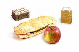 Lunchpaket Bärenhunger