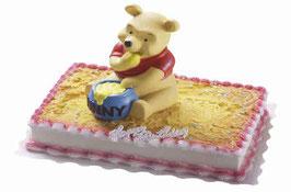 Amerikatorte Winnie Pooh Honigtopf