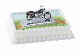 Amerikatorte Harley Davidson