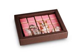 Bildpralinen Pets, 20er-Schachtel
