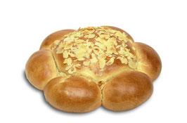 Königskuchen ohne Sultaninen, 6 Teile