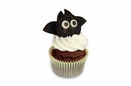 Halloween Fledermaus Cupcake