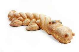 Brot-Krokodil