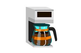 Miete Kaffeemaschine pro Tag