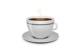 Kaffee, 1 Tasse