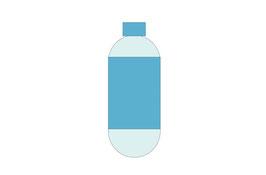 Mineralwasser ohne Kohlensäure, 1 L