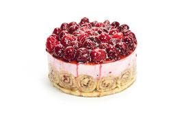 Himbeer-Royal-Torte