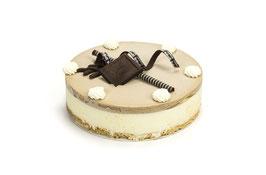 Vacherin-Glacétorte Vanille / Schokolade