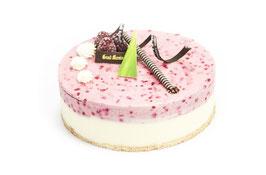 Himbeer-Grand-Manier-Torte