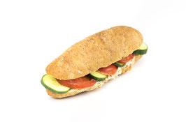 6-Korn-Sandwich Frischkäse