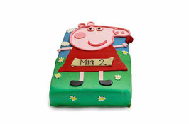Peppa Pig-Torte
