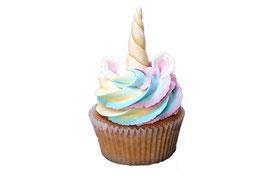 Einhorn-Cupcakes