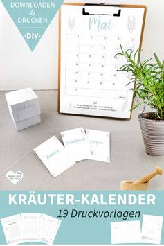 DIY KALENDER: Kräuterhexe