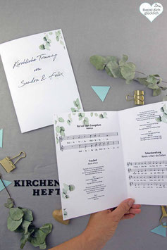 EUKALYPTUS: KIRCHENHEFT