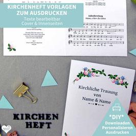 BOHO: KIRCHENHEFT