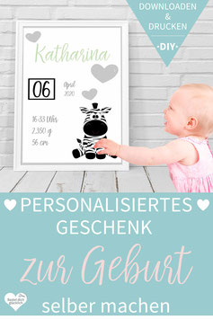 Baby-Party Set: Pampaslove