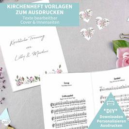 ROSE: KIRCHENHEFT