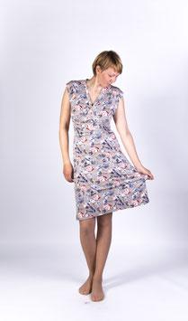 """Jerseykleid """"Wrapsody"""" Blumen"""