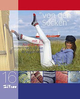 """""""von den Socken""""  -Sockenstrickbuch"""