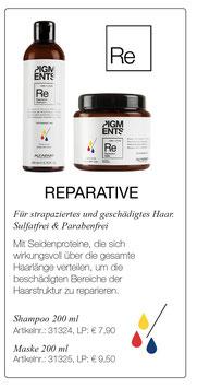 Re REPARATIVE Shampoo & Maske 200 ml