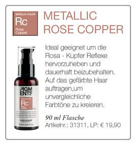 Rc ROSE COPPER Metallic Color 90 ml