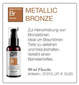 Br BRONZE Metallic Color 90 ml
