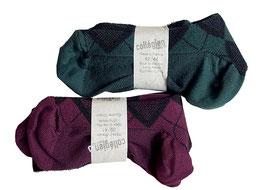 Collegien Socken Back To The 70's Long staple Green
