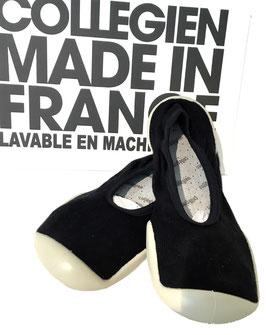 Collegien Erwachsenbarfuß  Schuhe Black BA-Top4-77-00F
