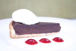 Chocolate Tart (GF)