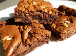 Walnut Brownies (GF)