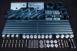 Mechanik-Set LTD Edition PrismBlue