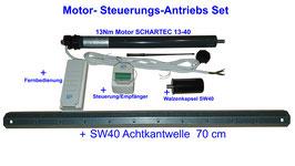 Motor Steuerung und Antrieb Set