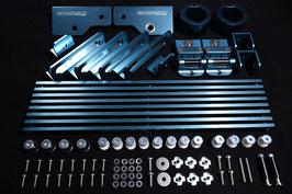 Mechanik-Set LTD Edition PrismBlue brilliant