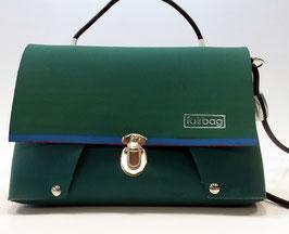 Handbag middle aus Druckmatten