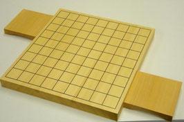 Japanisches Holzbrett - Hiba/Zypresse, 1 sun, mit Komadai