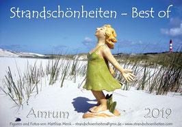 Kalender 2019 Best of Strandschönheiten   ***NEU***