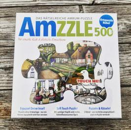 AMZZLE - das neue AMRUM-Rätsel-Puzzle