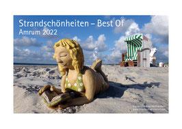 Kalender 2022 Best of Strandschönheiten