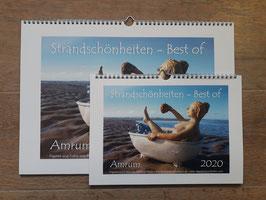 Kalender 2020 Best of Strandschönheiten