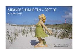 Kalender 2021 Best of Strandschönheiten