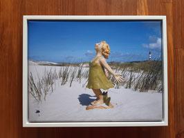 +++NEU+++ Leinwand 30 x 40 cm mit Schattenfugenrahmen