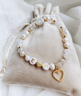 Perlenarmband Pabla
