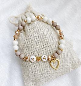 Perlenarmband Yona
