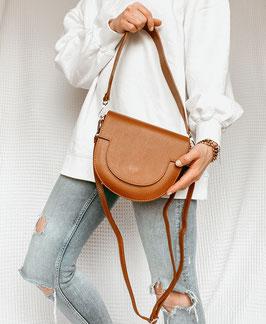 Handbag Lima Cognac