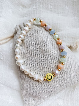 Armband Pastell Smile
