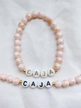 Perlenarmband Laja